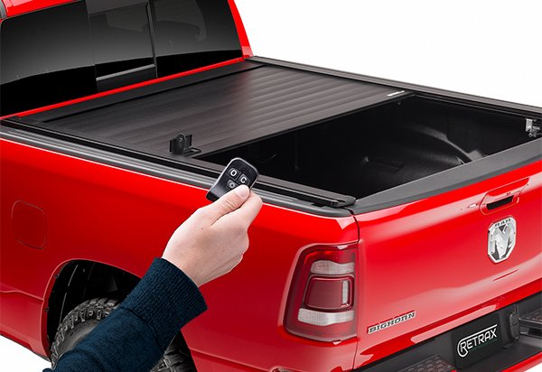 Retrax Powertrax Pro XR Tonneau Cover
