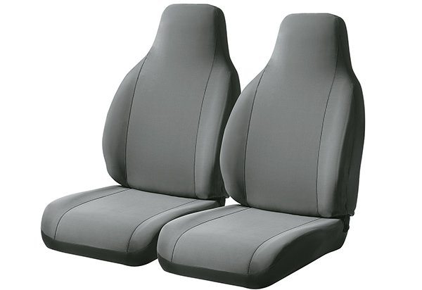 Northern Frontier Poly-Cotton Semi-Custom Seat Covers