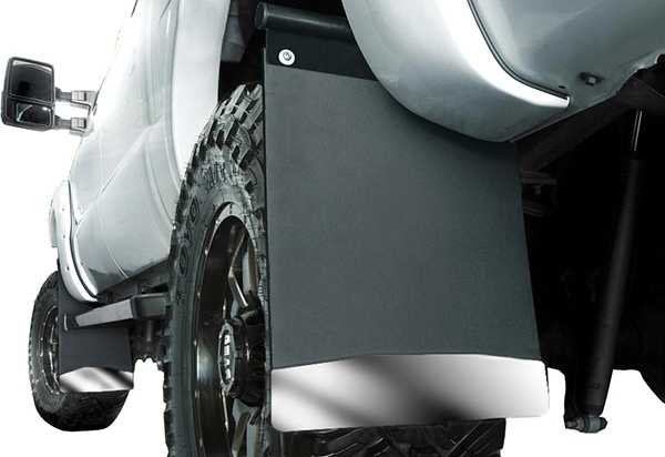 Husky Liners Pivoting Removable Mud Flaps