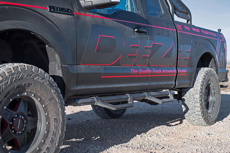 Dee Zee Running Boards >> Dee Zee Hex Side Steps - Read Reviews & FREE Shipping