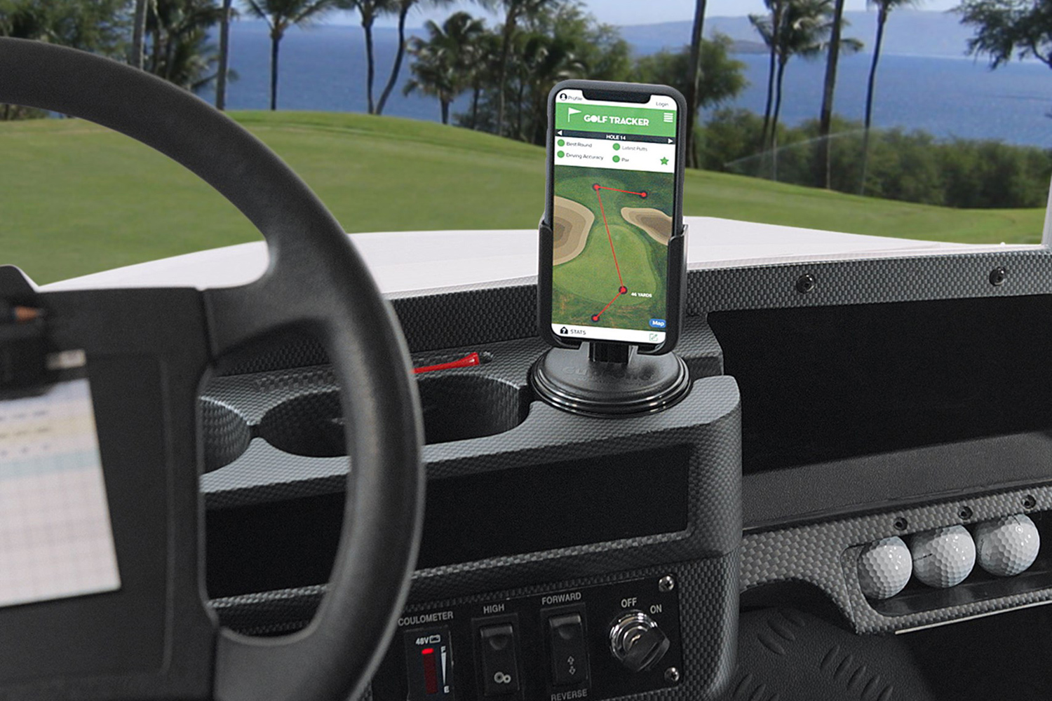 Weathertech Cup Phone Cell Phone Holder For Your Car