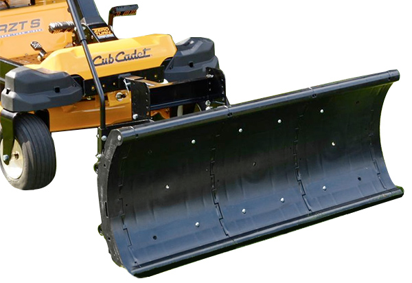 Nordic Zero Turn Mower Plow
