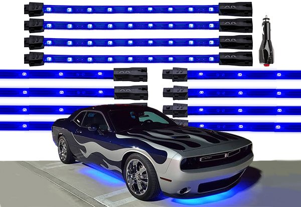 XK Glow Underglow LED Accent Light Kit