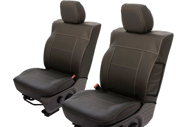 Northern Frontier Leatherette Seat Covers