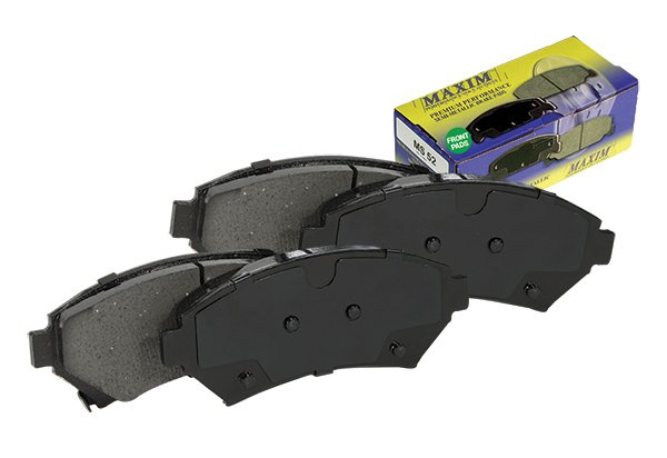 Maxim Metallic Brake Pad Set