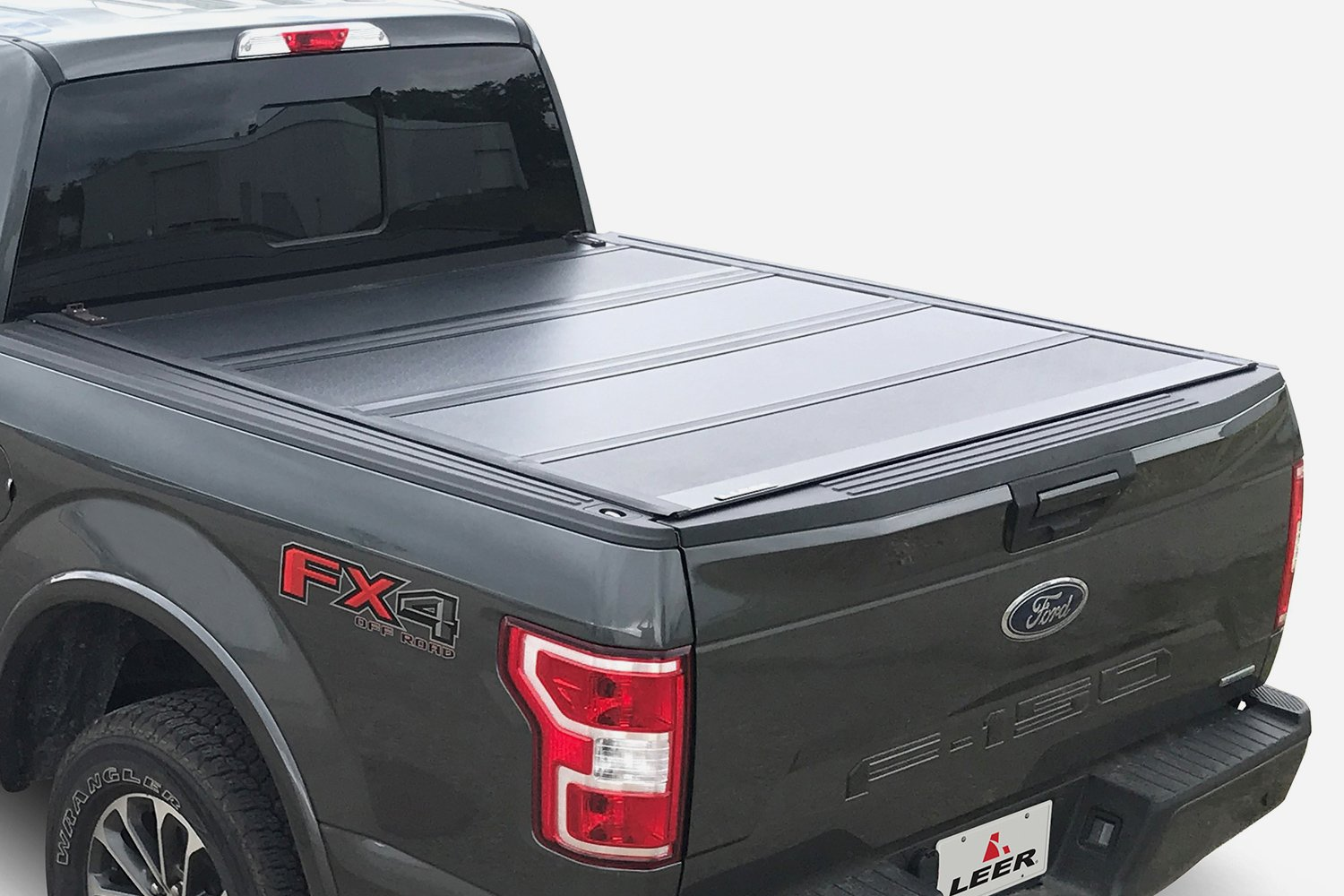 Leer Hf650m Hard Folding Tonneau Cover Read Reviews Free Shipping