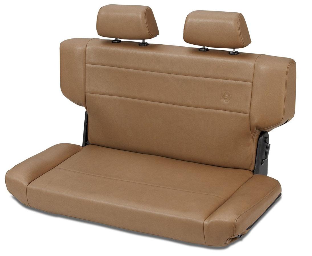 Phenomenal Bestop Trailmax Ii Fold Tumble Rear Bench Seat Creativecarmelina Interior Chair Design Creativecarmelinacom