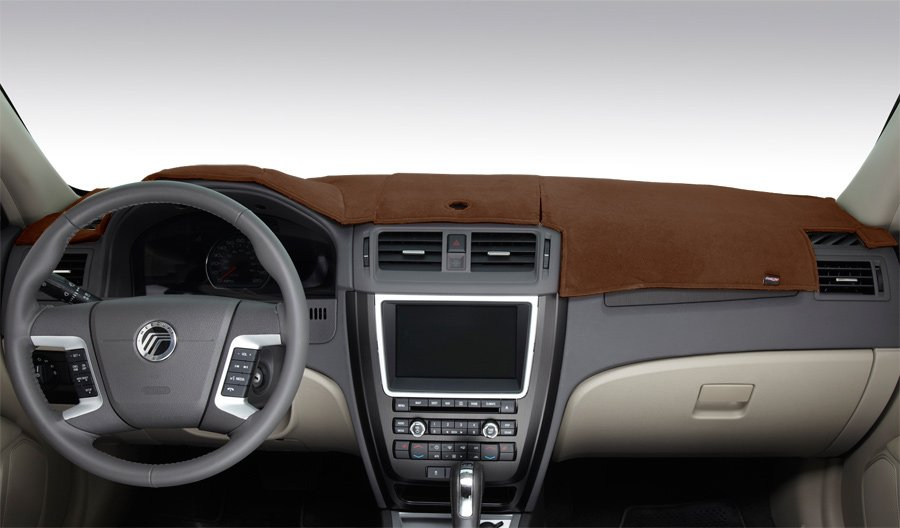 VelourMat Dashboard Cover Caramel Velour Dashmat 72014-00-22