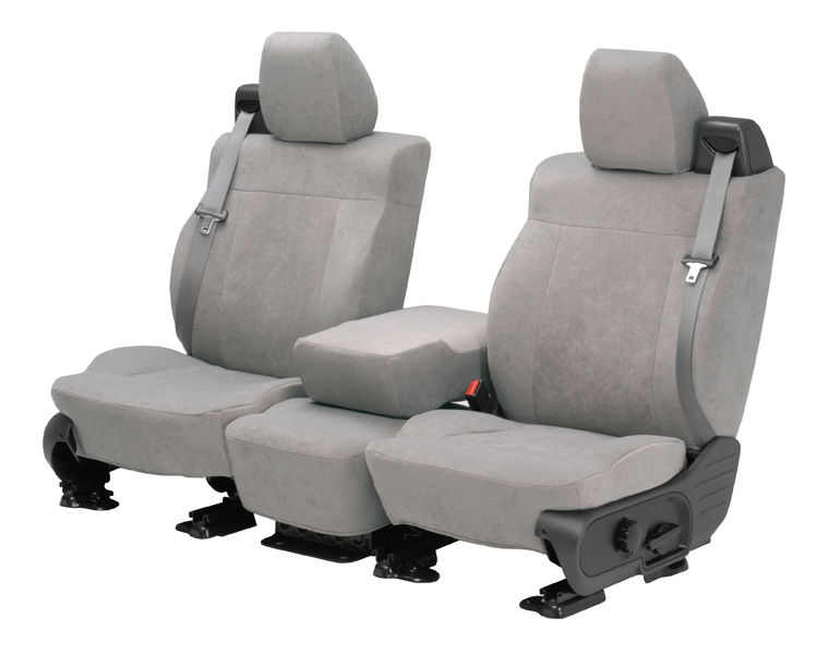 Seat Covers For Trucks >> Caltrend Suede Seat Covers