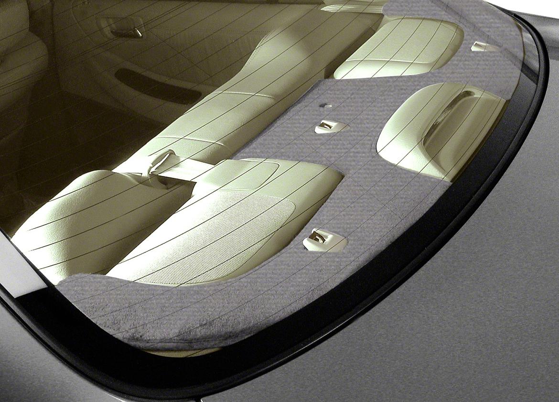 Black CFMBX1HD9218 Coverking Custom Fit Front and Rear Floor Mats for Select Honda Civic Models Nylon Carpet