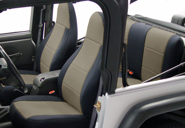 Coverking Neoprene Jeep Seat Covers Free Shipping