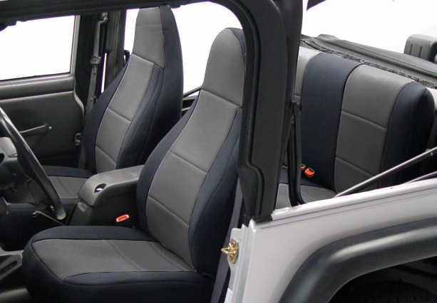 Delightful Coverking Neoprene Jeep Seat Covers