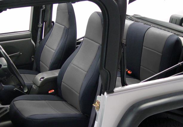 Good Coverking Neoprene Jeep Seat Covers