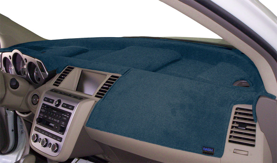 Plush Velour, Beige DashMat VelourMat Dashboard Cover Dodge Ram
