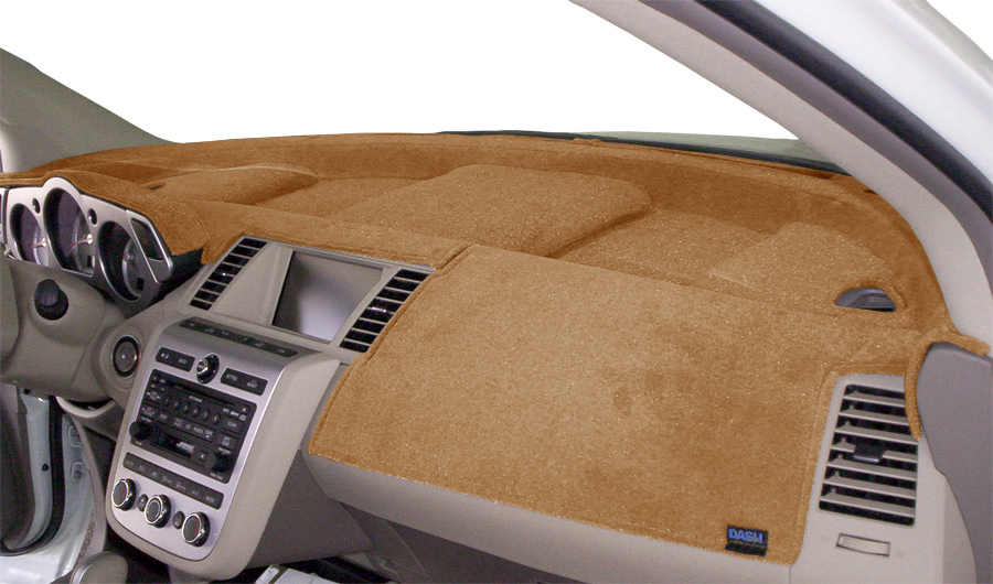 Covercraft DashMat VelourMat Dashboard Cover for Nissan Cube Plush Velour, Dash Blue