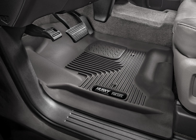 Husky X Act Contour Floor Liners Custom Molded Mats Honda Accord