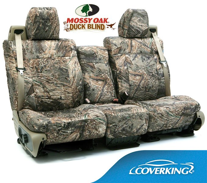 Toyota Sienna Seat Covers >> Coverking Mossy Oak Camo Seat Covers - Free Shipping