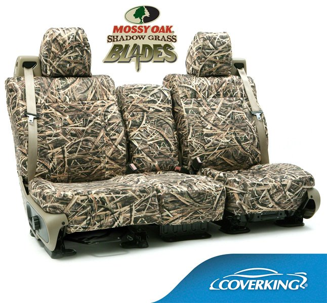 Wondrous Coverking Mossy Oak Camo Seat Covers Alphanode Cool Chair Designs And Ideas Alphanodeonline