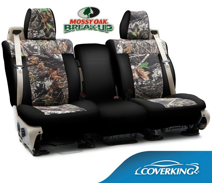 Coverking Mossy Oak Camo Seat Covers Free Shipping