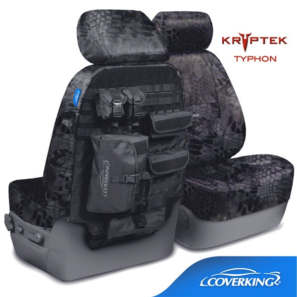 Jeep Wrangler Seat Covers Waterproof >> Coverking Kryptek Camo Tactical Seat Covers - Free Shipping