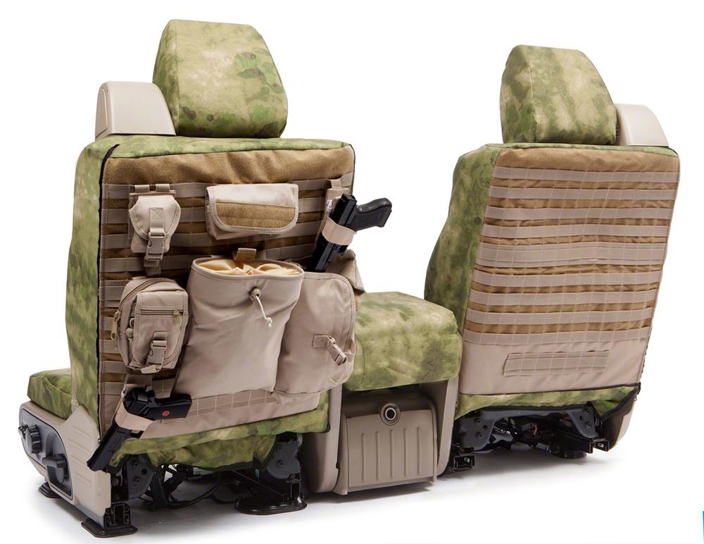 Skanda Seat Covers >> Skanda A-Tacs Camo Tactical Seat Covers - Free Shipping