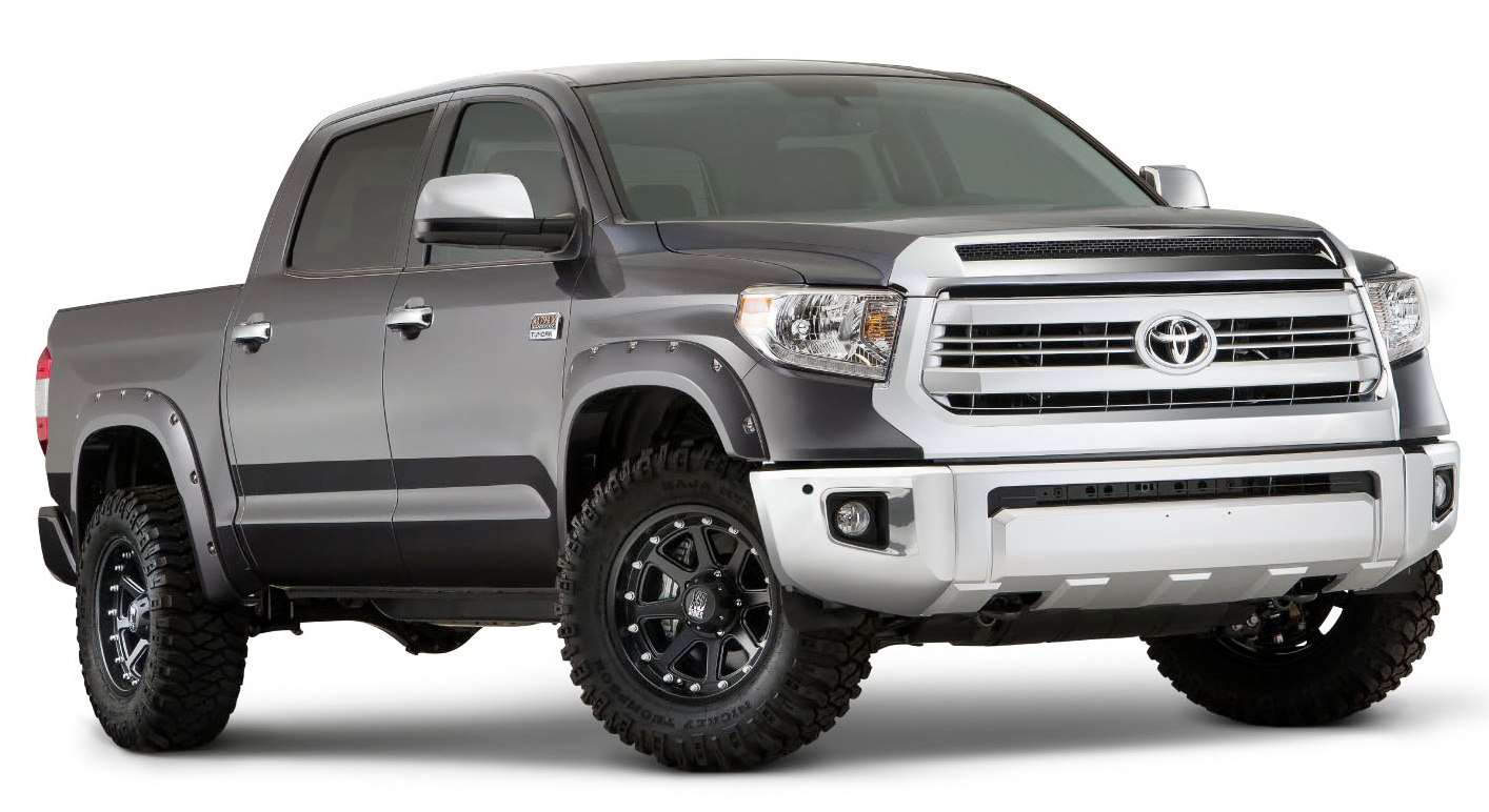 2017 Chevy Silverado Colors >> 2017-2019 Chevy Silverado Bushwacker Pocket Style Color ...