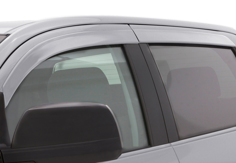 Avs Color Match Low Profile Window Deflectors Oem Style