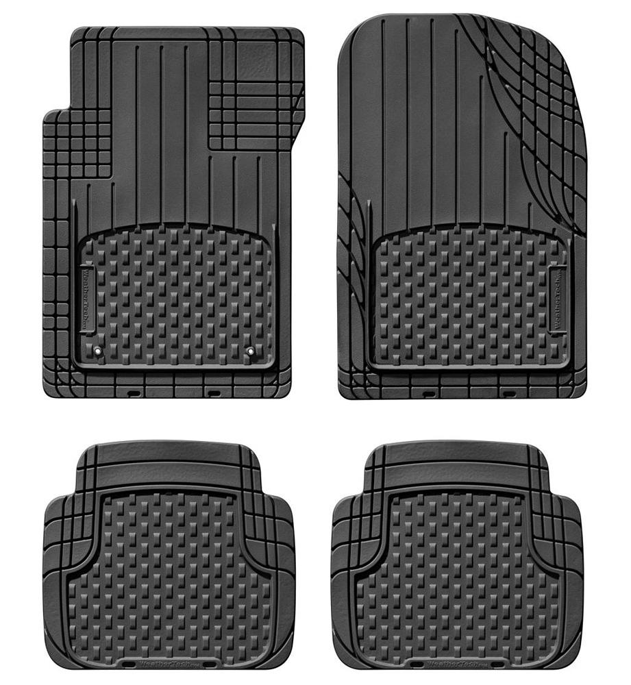 Toyota Sienna Floor Mats >> WeatherTech AVM Floor Mats - Read Reviews & FREE Shipping!