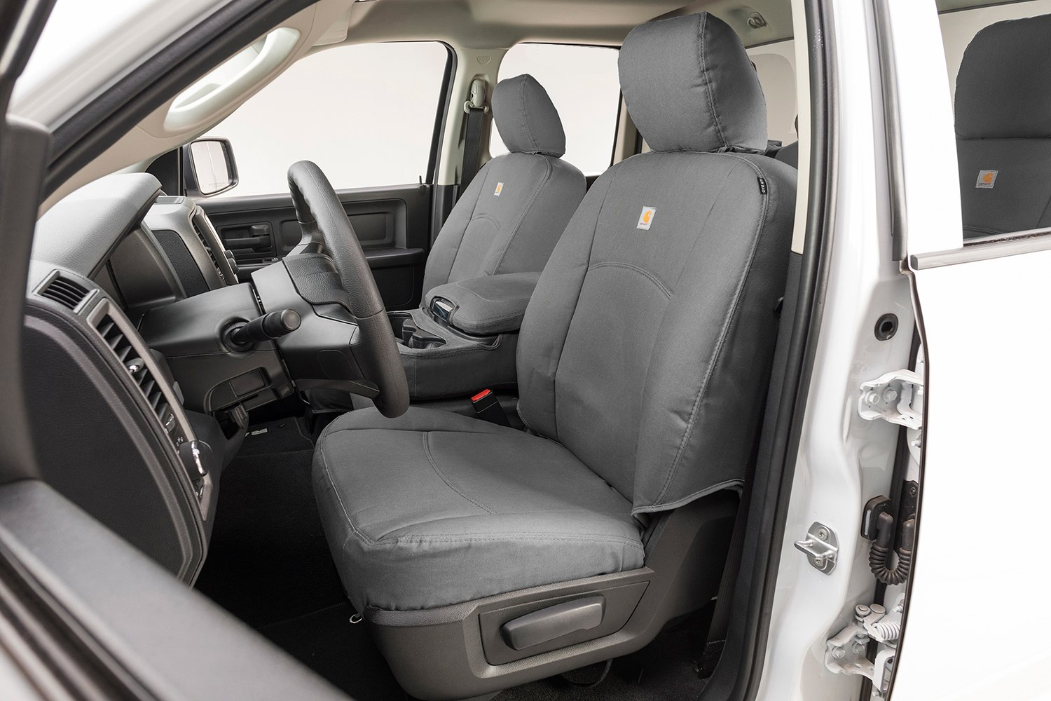 Toyota Sienna Seat Covers >> Carhartt Precision Fit Seat Covers - Read Reviews & FREE Shipping!
