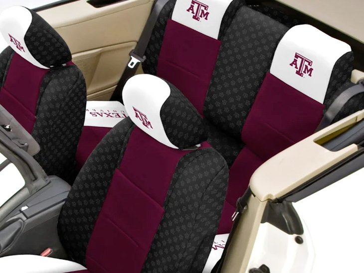 Logo Seat Covers