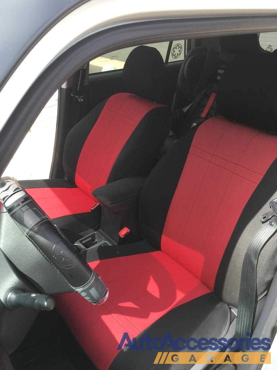 Caltrend neoprene seat covers cal trend custom neoprene for Garage seat 91