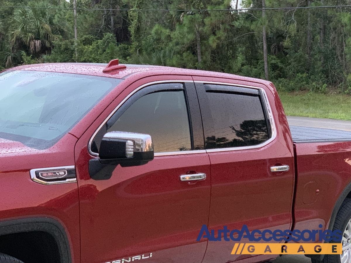 AVS 194634 In-Channel Ventvisor Window Deflector 2018 Chevrolet Equinox