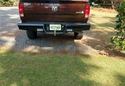 Ranch Hand Legend Rear Bumper