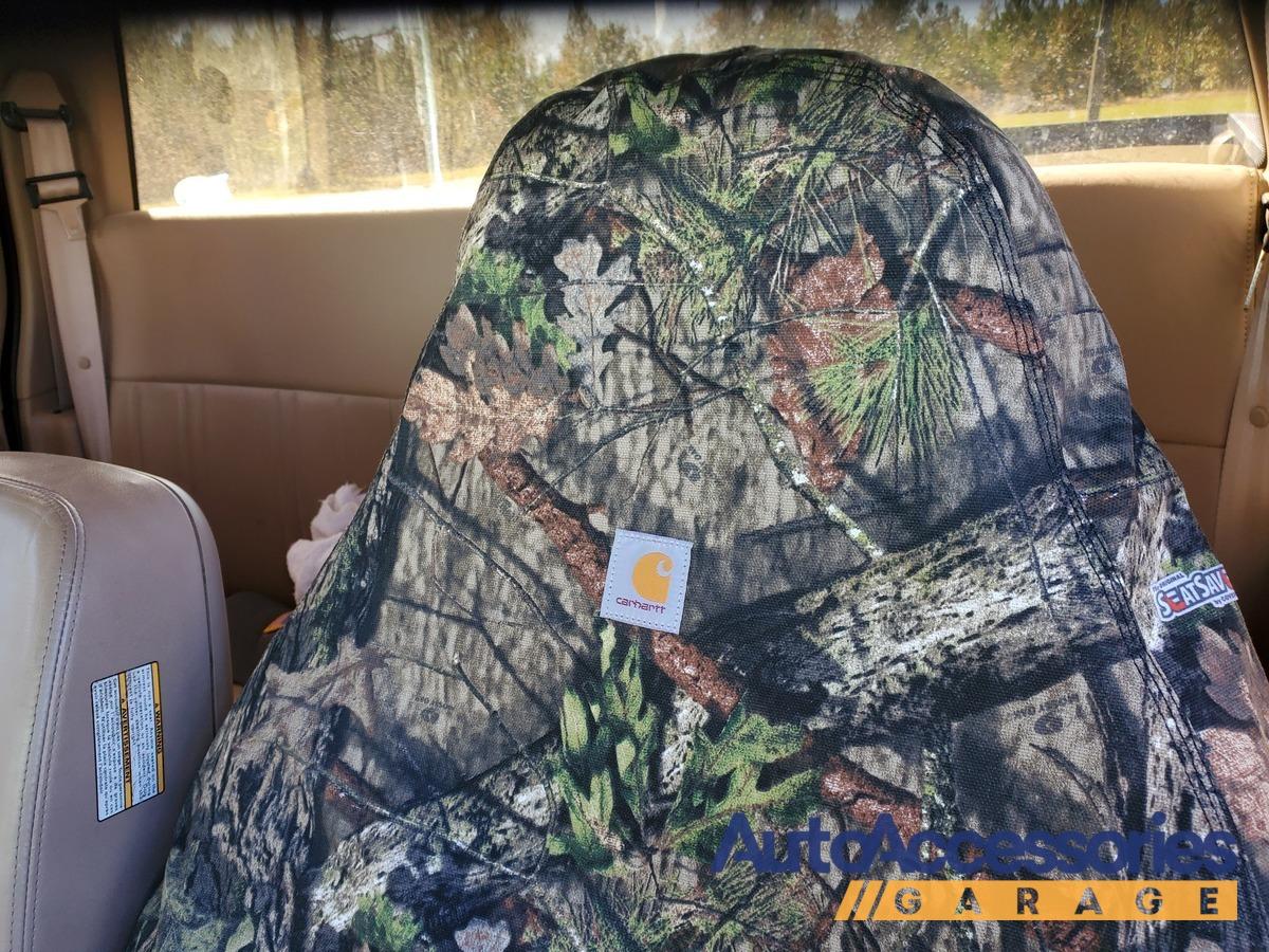 Fabulous Carhartt Mossy Oak Camo Seat Covers Creativecarmelina Interior Chair Design Creativecarmelinacom
