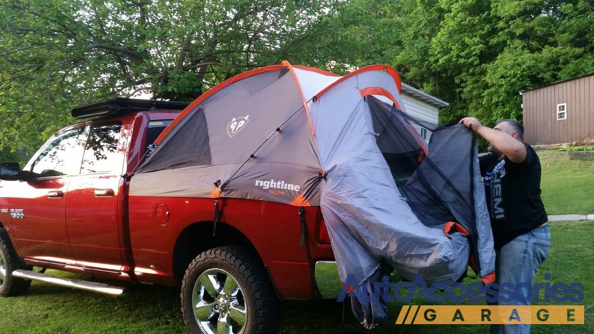 Rightline Gear Truck Tent Free Shipping On Rightline Camping
