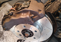Power Stop Z23 Evolution Sport Brake Kit