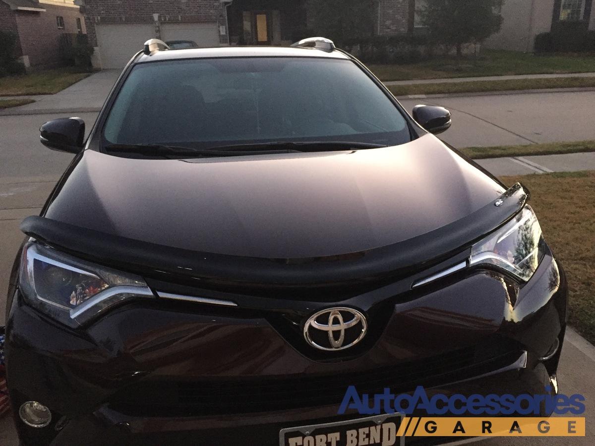 Auto Ventshade 20851 Carflector Hood Shield