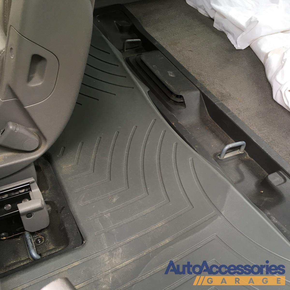 Bmw Z4 Vs Supra: 2016 Honda Odyssey Floor Mats Laser Measured Floor