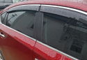 Clim Art Standard Window Deflectors
