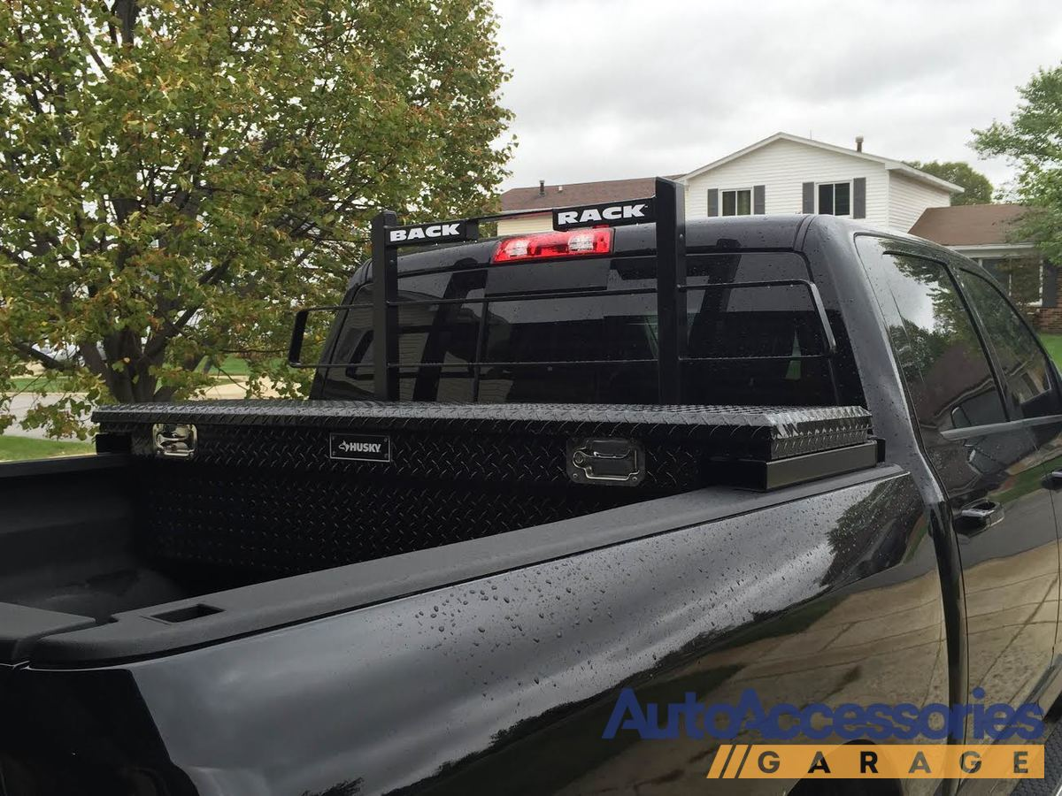 2002 2019 Dodge Ram 1500 Backrack Headache Rack Backrack