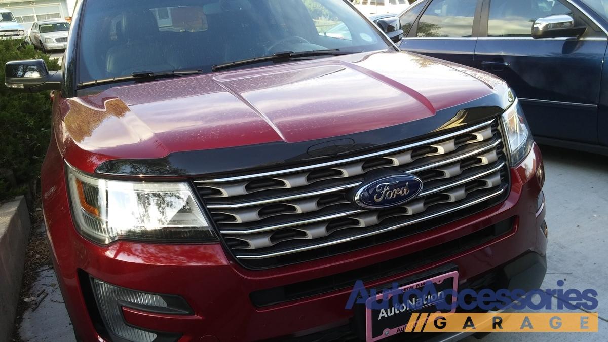 Auto Ventshade AVS 322016 Aeroskin Smoke Bug//Hood Deflector for Ford Edge 07-10
