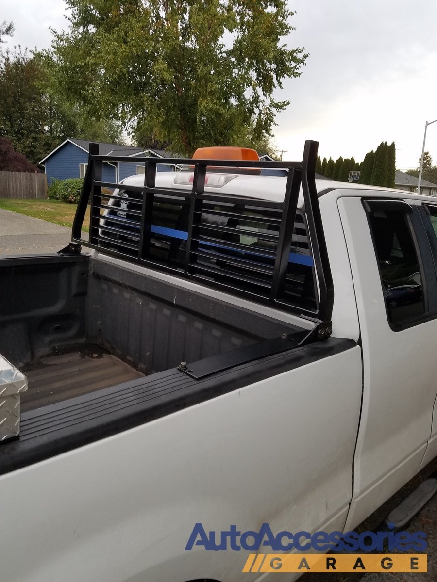 1999-2019 Chevy Silverado Steelcraft Headache Rack ...