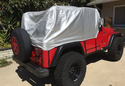 Rampage Jeep Cab Cover