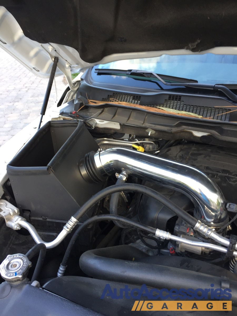 2009 2018 Dodge Ram 1500 Spectre Cold Air Intake Spectre