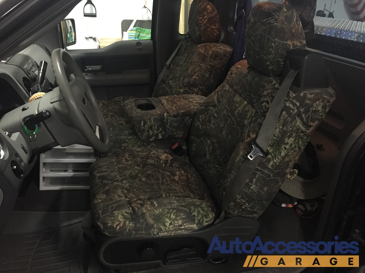 Caltrend Camouflage Seat Covers Cal Trend Camo Truck Chevy Silverado