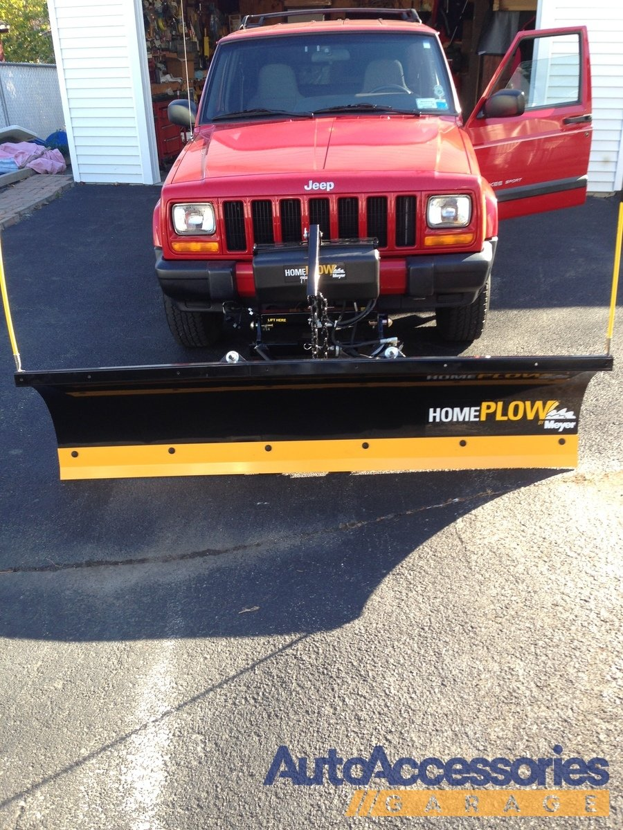 Home Plow By Meyer Free Shipping On All Snow Plows Jeep Wrangler Wiring Diagram Customer Images