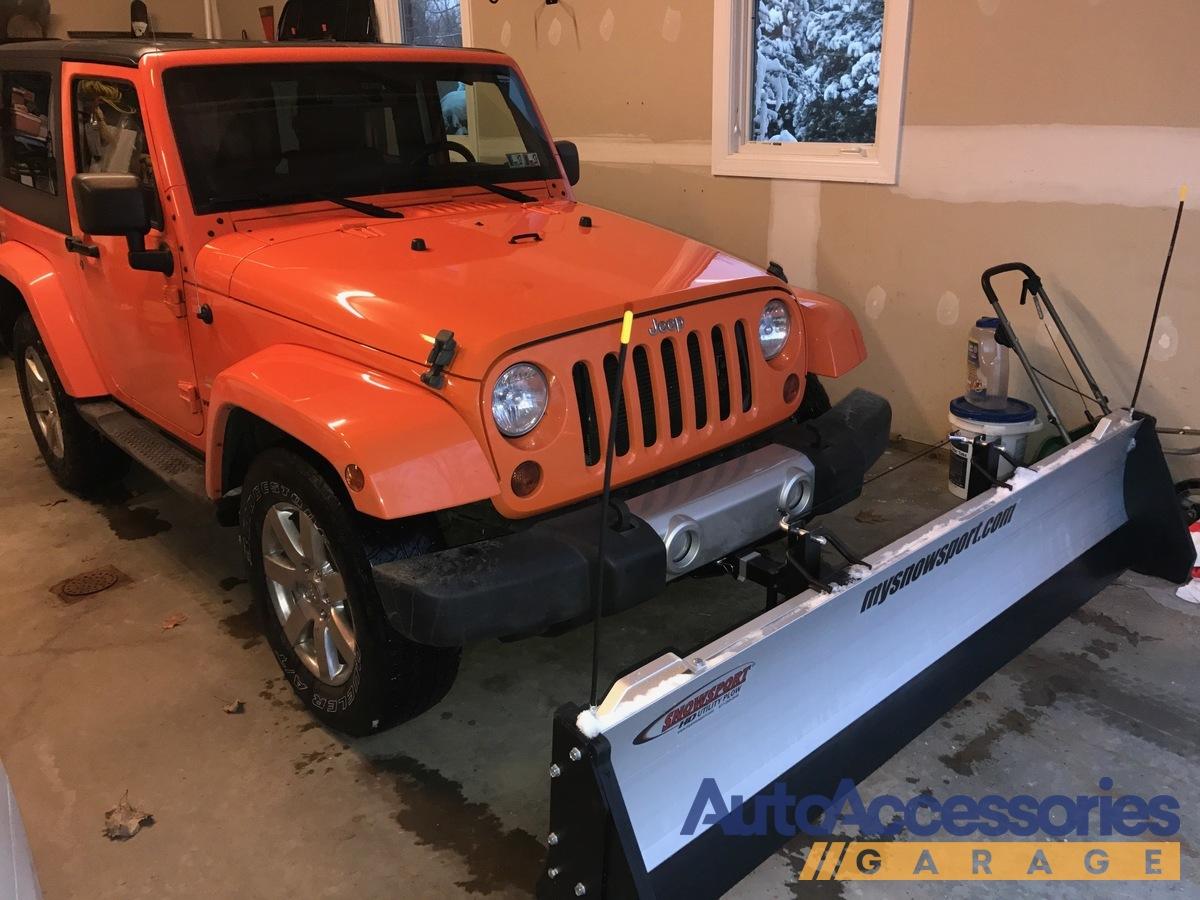 SnowSport Snow Plow, SnowSport HD, Truck Snow Plow
