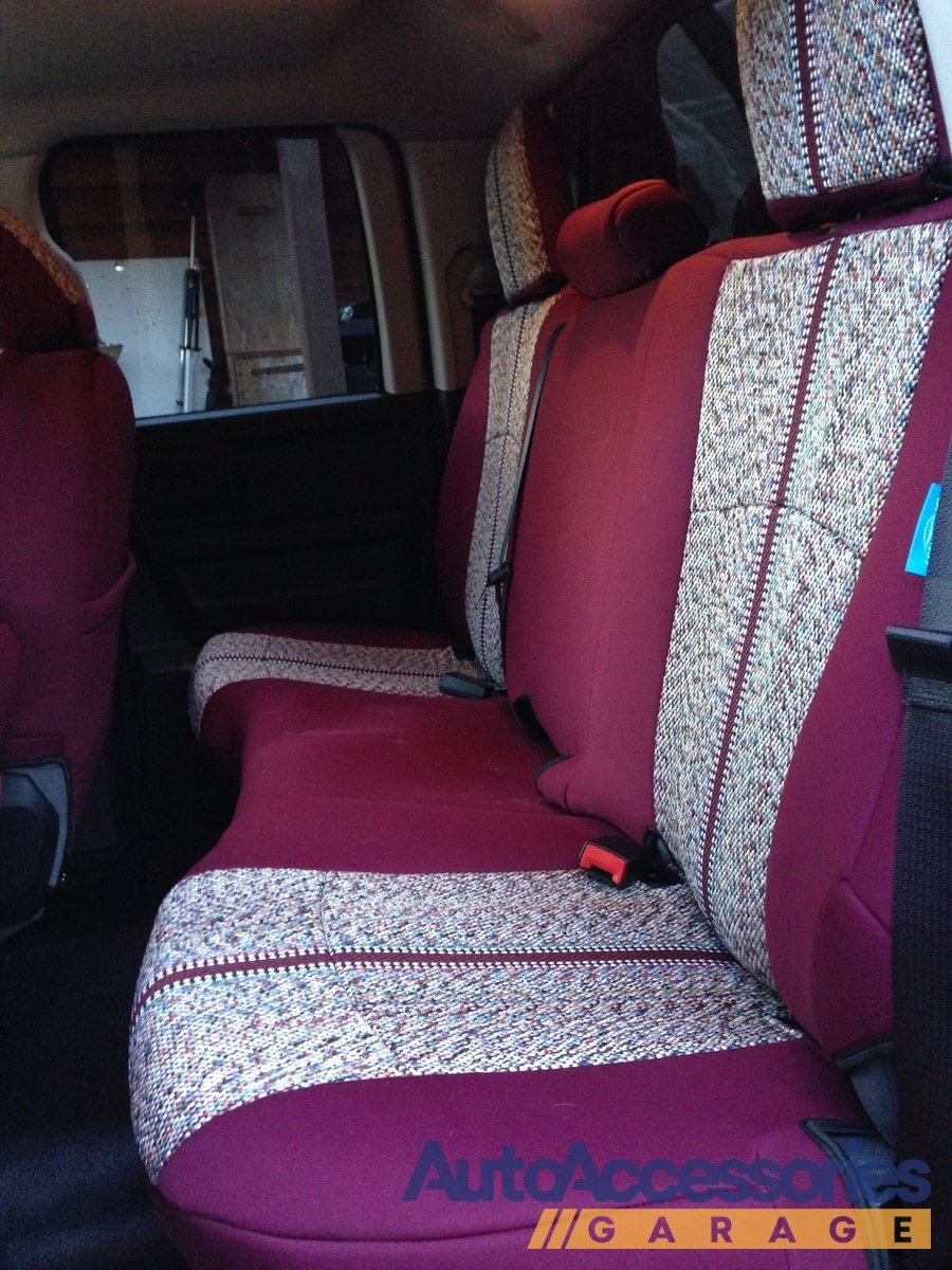 Toyota Sienna Seat Covers >> Coverking Saddle Blanket Seat Covers, Coverking Car Seat Covers