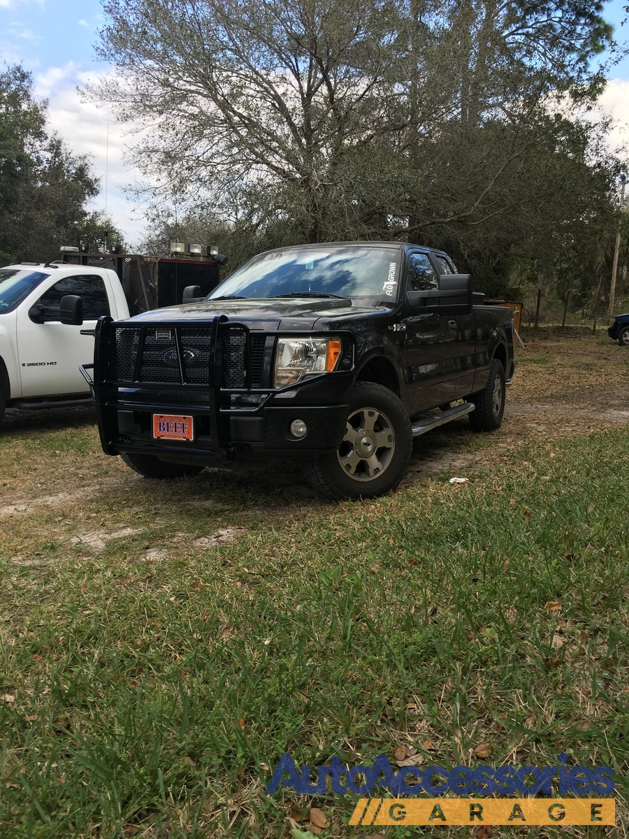 2009 2014 Ford F150 Ranch Hand Legend Grille Guard Ranch