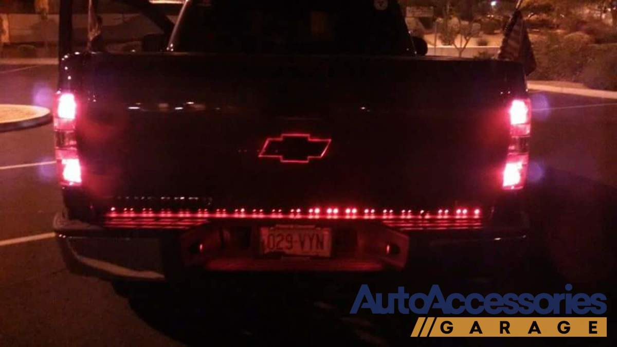 Rampage led tailgate light bar rampage tailgate light bar rampage led tailgate light bar aloadofball